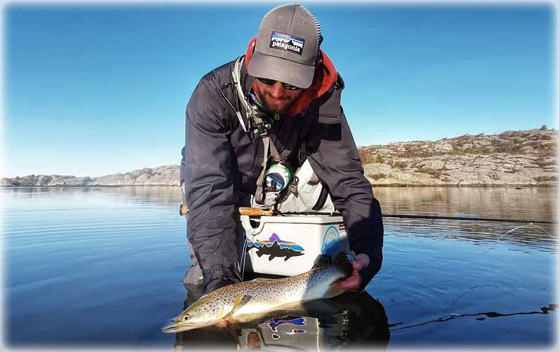 ted-syhlen-fishing-sea-run-brown-trout